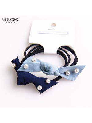 2 Bow Hair Band