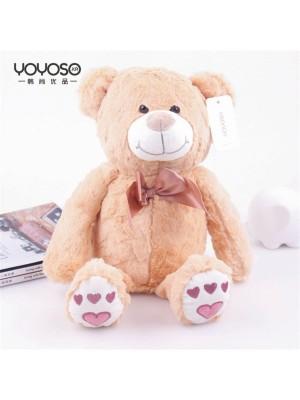 Bow Bear Doll