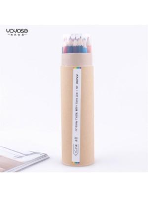 24 Color Pencil