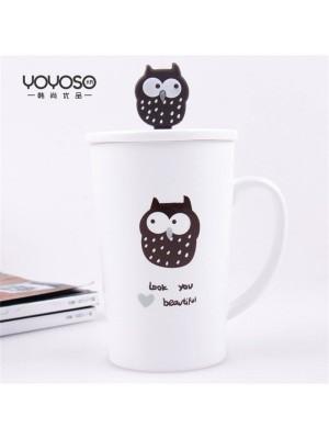 Ceramic Mug Owl