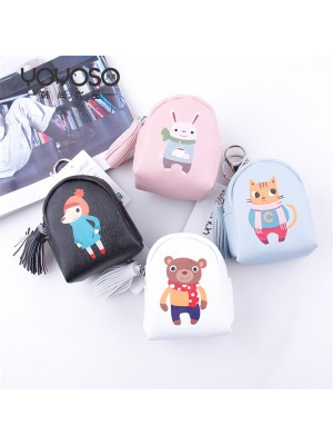 Animals Purse Backpack